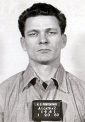 Picture Of Alcatraz Escape Frank Morris