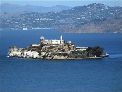Picture Of Alcatraz San Francisco