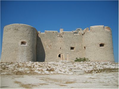 Picture Of Castle Château d'If