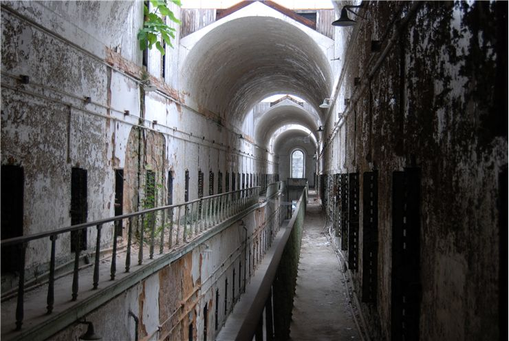 Picture Of Eastern State Penitentiary