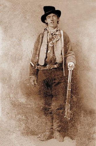 Picture Of Famous Prison Escape Billy The Kid