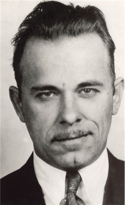 Picture Of Famous Prison Escape John Dillinger