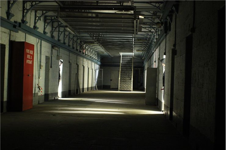 Picture Of HM Prison Pentridge Cells
