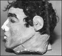 Picture Of Model Head Found In Frank Morris's Cell