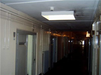 Picture Of One Of The Wings Of H4 HM Prison Maze