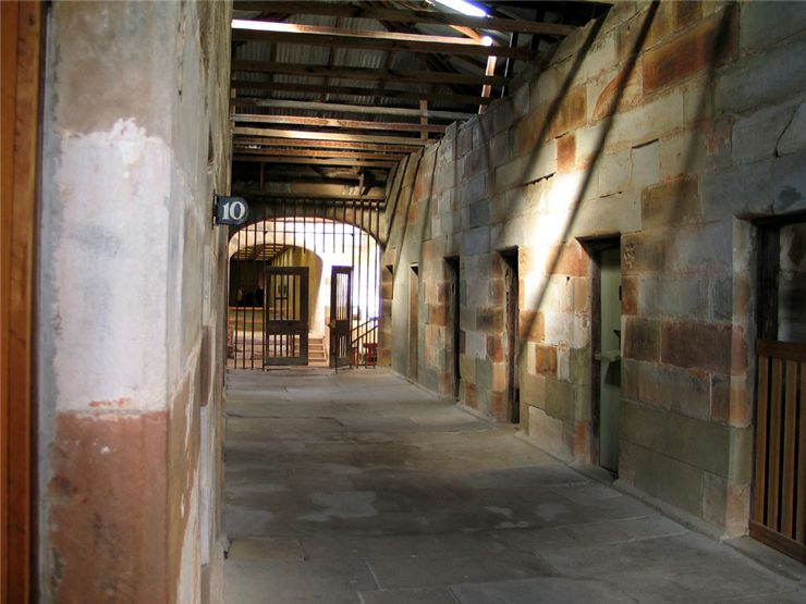 Picture Of Port Arthur Prison Inside