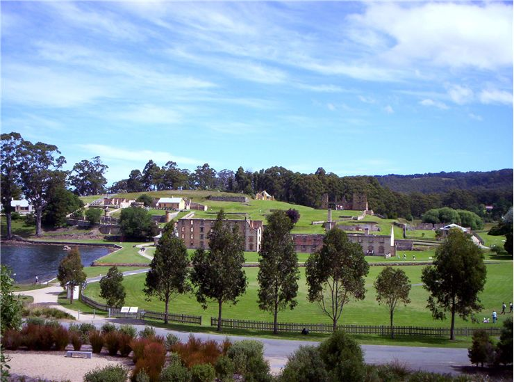 Picture Of Port Arthur Prison