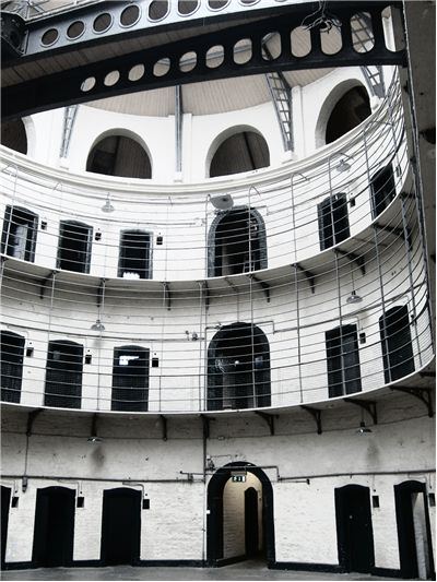 Picture Of Prison In Dublin