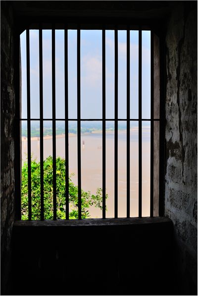 Picture Of Prison Iron Bars