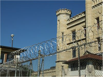 Picture Of Prison Wire